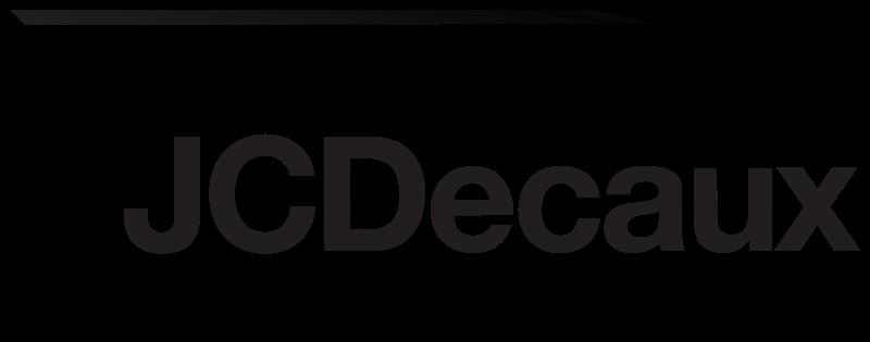 logo JCDecaux noir