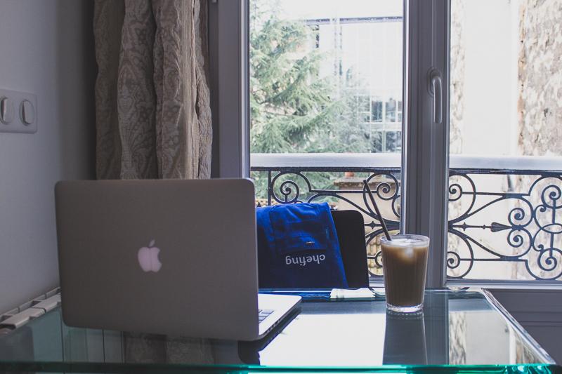 home office à Paris