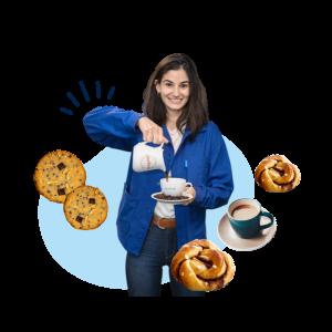 box chefing pour le petit déjeuner en entreprise, offre come back, box goût de boost