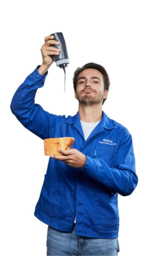 Hadrien, product owner dans l'équipe chefing