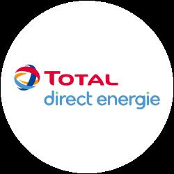 chefing est partenaire stratégique de Total Direct Energie