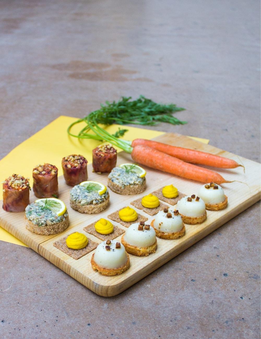 chefing adapte ses menus selon les restrictions alimentaires de chacun