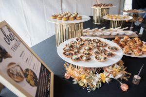 buffet salé cocktail déjeunatoire Pierre Etoile