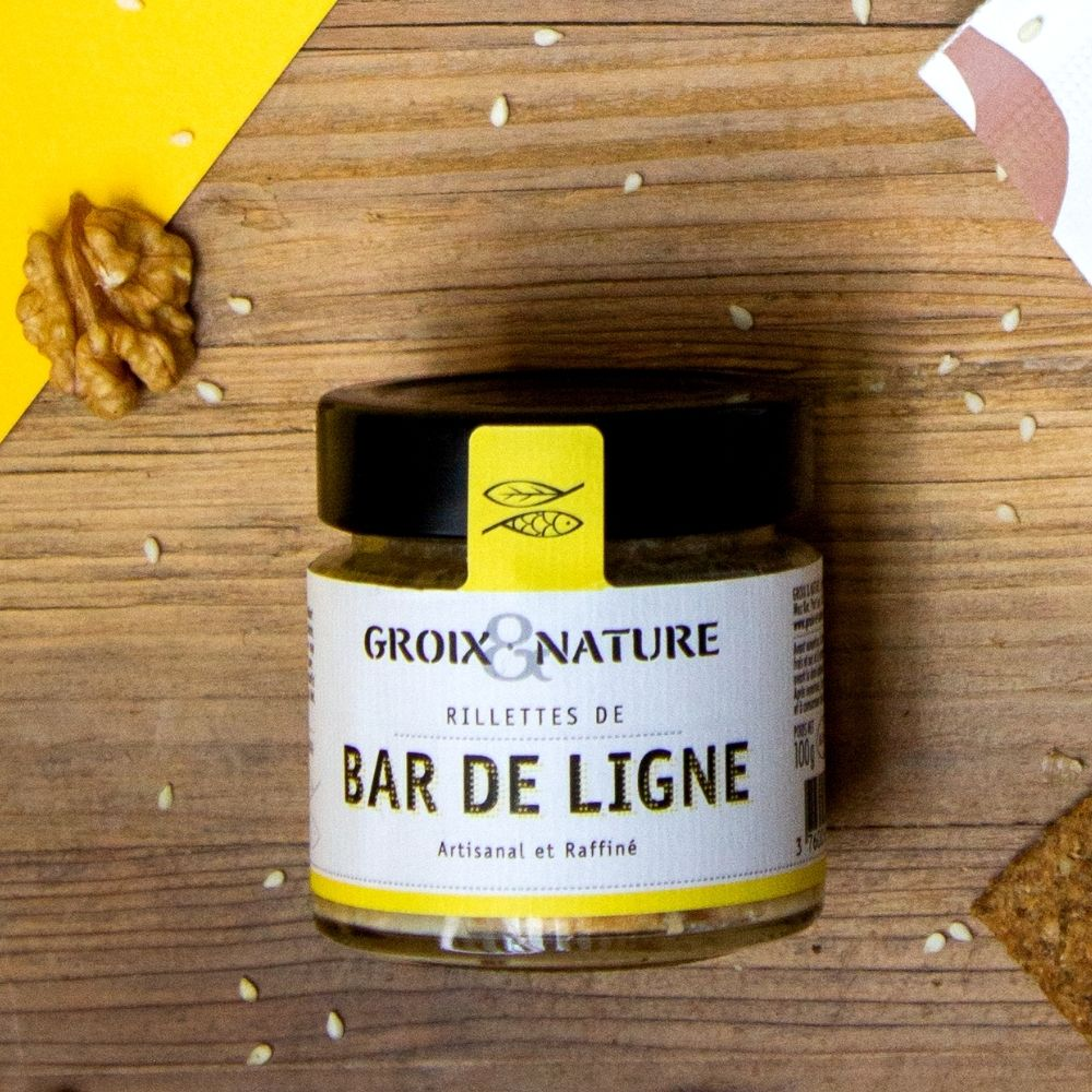 Groix & Nature, conserverie de produits issus de la pêche durable