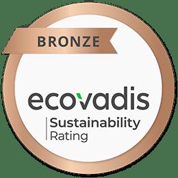 engagement RSE, médaille de bronze ecovadis