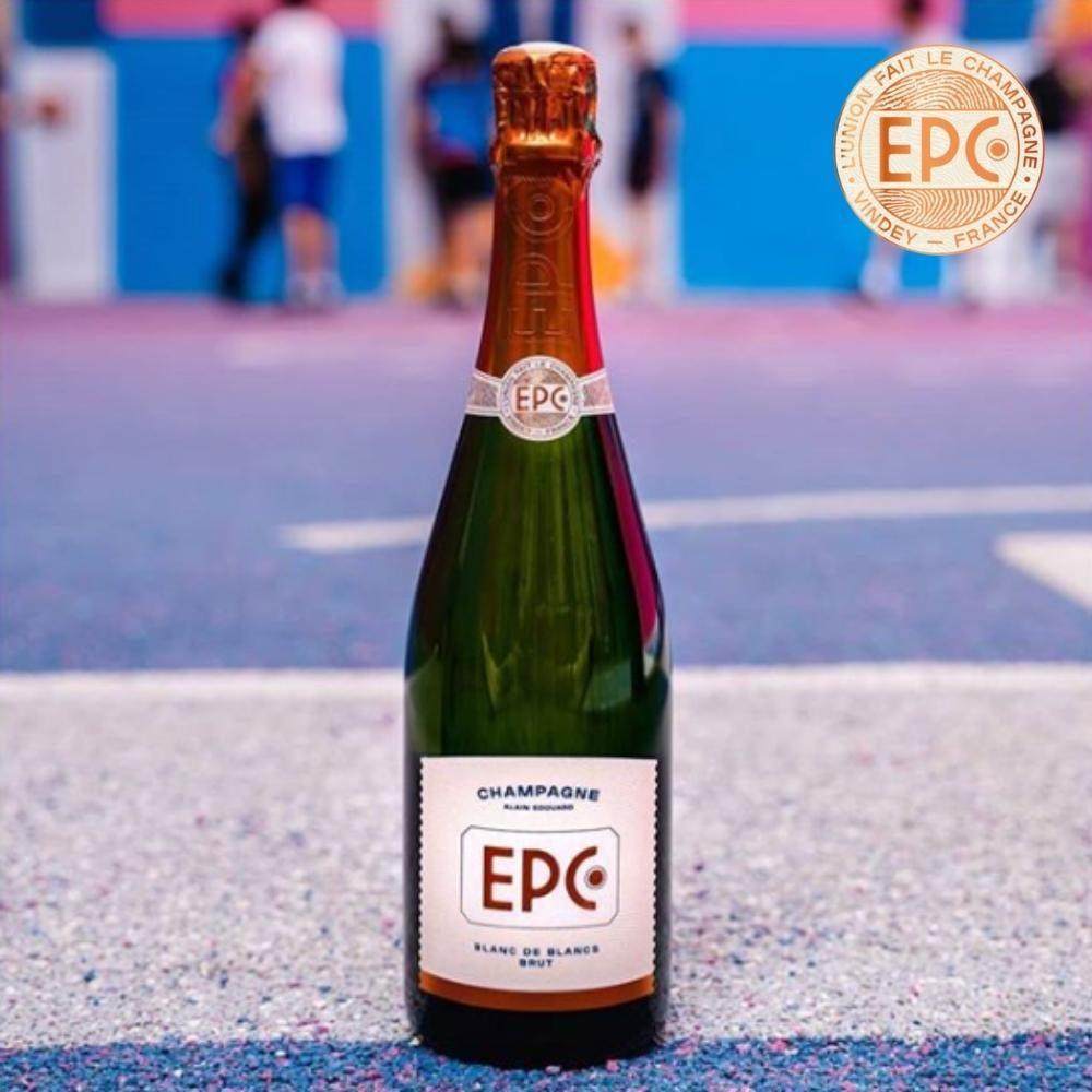 chefing sert le Champgne EPC sur événement car ils sont innovants